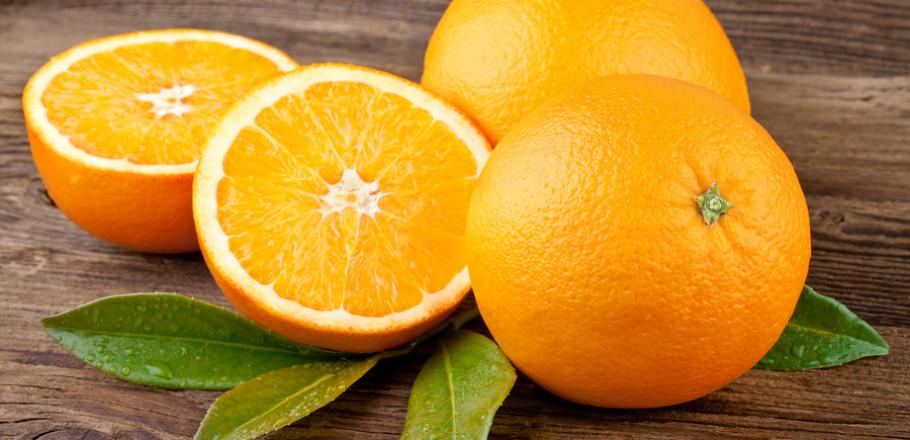 L'arancio, un agrume toccasana
