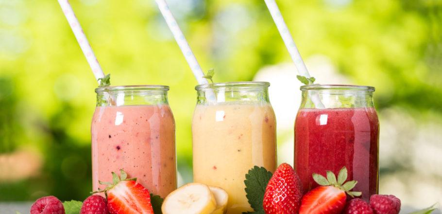 I benefici degli smoothie